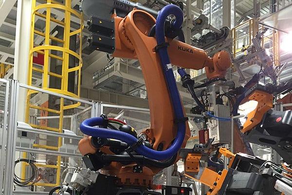 Programación de Robots y PLC